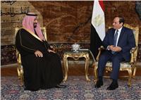 مجلس الغرف السعودية: زيارة ولي العهد لمصر دفعة كبيرة في علاقات البلدين