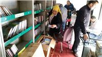 دار الكتب تفتتح مكتبة متنقلة في بولاق الدكرور