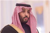 أساقفة في استقبال ولي العهد السعودي بكاتدرائية العباسية