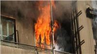 عامل يشعل النيران في أستوديو تصوير بالإسكندرية