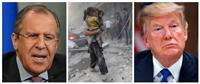 تلاسن أمريكي روسي وكيلٌ للاتهامات .. على شرف «الغوطة الشرقية»