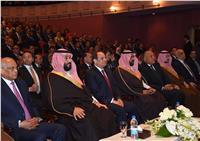 السيسي: يارب احفظ مصر والسعودية وأشقائنا في الخليج