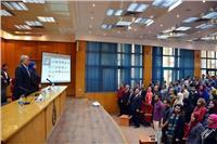 عشماوي: شاركوا في الانتخابات ليرى العالم صورة مصر الحضارية