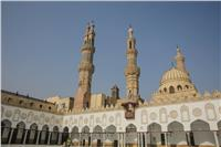 «السيسي» و«بن سلمان» يختتمان جولتهما في الجامع الأزهر