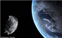 فيديو وصور| كويكب يقترب من الأرض