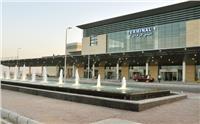 تعرف على أول مبنى صديق للبيئة بمطار برج العرب