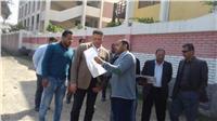 رئيس «كفر الدوار» يحيل 24 موظفًا بـ «سيدي غازي» للتحقيق