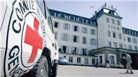 الصليب الأحمر: تأجيل دخول قافلة مساعدات للغوطة الشرقية
