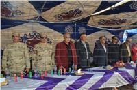 محافظ الاسماعيلية يشهد احتفالية التربية والتعليم بذكرى يوم الشهيد