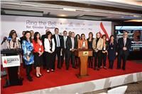 مؤسسات دولية تقرع جرس البورصة دعماً لتمكين المرأة المصرية