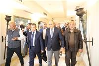 الوفد الأمني المصري يغادر قطاع غزة