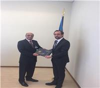 «عمر مروان» يلتقي المفوض السامي لحقوق الإنسان بجنيف