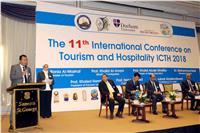 بدء فعاليات المؤتمر الدولي للسياحة والضيافة رؤية مصر 2030