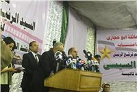 «أبو شقة»: السيسي تحمل مسؤولية الوطن واستكمل دوره بالترشح للرئاسة