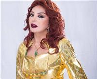 صور| نبيلة عبيد بإطلالة ذهبية في أحدث جلسة تصوير