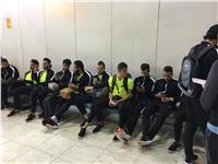 بعثة الزمالك تصل القاهرة قادمة من إثيوبيا