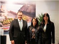 «المشاط» تبحث التعاون مع وزراء السياحة في بورصة برلين