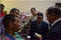 الكشف على 900 مواطن في القافلة الطبية لجامعة سوهاج
