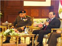 «الألفي»: اجتماع «السيسي» بقادة القوات المسلحة تأكيد لثقته بهم