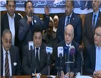 بث مباشر.. مؤتمر صحفي للمرشح الرئاسي موسى مصطفى موسى