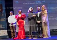 مهرجان «مكناس الدولي» بالمغرب يكرم نجوم مسلسل الطوفان