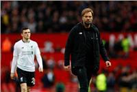 مدرب ليفربول يعلق على الخسارة أمام «مانشستر يونايتد»