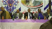 بدء فعاليات مؤتمر كلنا معاك من أجل مصر لدعم «السيسي» بشبرا الخيمة