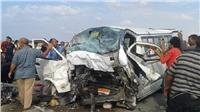 الصحة: وفاة مواطن وإصابة 18 آخرين في حادثي سير بالشرقية والفيوم