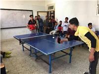 وزارة الرياضة تنظم مهرجان رياضي لطلاب الجامعات بدمياط