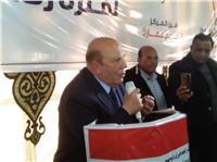 مؤتمر حاشد لـ«حملة كلنا معاك» لدعم السيسي بالبحيرة