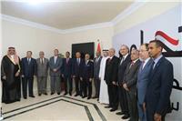 «حملة السيسي» تستقبل السفراء العرب لبحث آليات عمل الانتخابات بالخارج