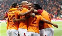 فيديو | جالطة سراي ينفرد بصدارة الدوري التركي