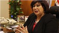 وزيرة الثقافة: إنشاء 7 مقرات للرقابة علي المصنفات الفنية
