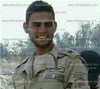 محافظ سوهاج ينعى الضابط الشهيد «محمد طلعت»