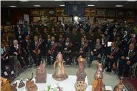 القوات المسلحة تنظم معرضاً لمنتجات المحاربين القدماء بمناسبة يوم الشهيد
