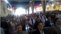 أهالي سيناء بالإسماعيلية ينظمون مؤتمر لدعم الرئيس