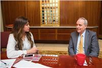 جولدبرجر: مصر ليست وحيدة في محاربة الإرهاب لكنها تتولي «مسؤولية المواجهة»