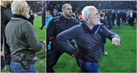 اليونان تعلن تجميد نشاط كرة القدم لأجل غير مسمى