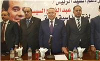 القبائل العربية تعلن تأييدها للرئيس السيسي بالغردقة