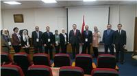 «التضامن» تنظم دورة تدريبية بالمعهد الدبلوماسي للعاملين بالوزارة
