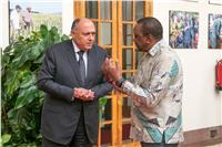 تعرف على رسالة «السيسي» إلى الرئيس الكيني