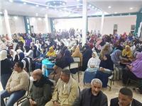 «قومي المرأة» يواصل حملات «صوتك لمصر بكرة» بالمحافظات