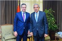 دراسة إنشاء مركز لوجيستي مصري أردني للمساهمة في إعادة أعمار العراق