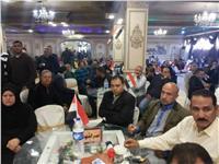 مؤتمر حاشد بطنطا لدعم الرئيس السيسي