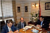 «سفير أوكرانيا»: التبادل التجاري مع مصر سجل 2 مليار دولار 2017