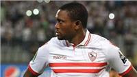 «لاعب الزمالك» يجرى محاولات للحصول على الجنسية المصرية