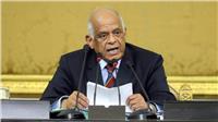 علي عبد العال يستقبل القطان بمقر البرلمان