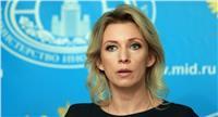الخارجية الروسية: «ماي» ليس من شأنها تقييم «لافروف»