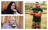 «حوار»| والدة الشهيد خالد المغربي: اسم ابني أرعب الإرهابيين.. وهذا سر تسميته «دبابة»