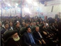مؤتمر جماهيري حاشد لدعم «السيسي» في شبين القناطر